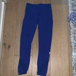 Lululemon mesh leggings (price negotiable)